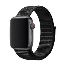 3SIXT Nylon Weave Band - Apple Watch 38/40mm - Black