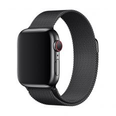 3SIXT Mesh Band - Apple Watch 42/44mm - Black