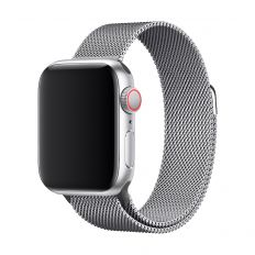 3SIXT Mesh Band - Apple Watch 38/40mm - Silver