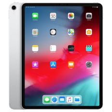 Apple 12.9-inch iPad Pro Wi-Fi + Cellular 256GB - Silver 2018