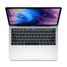 13-inch MacBook Pro with Touch Bar 256GB - Silver 2019