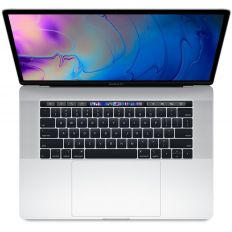 15-inch MacBook Pro with Touch Bar  256GB - Silver 2019