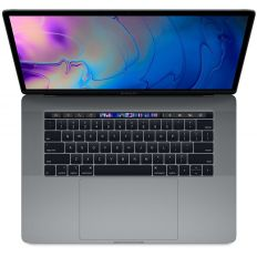 15-inch MacBook Pro with Touch Bar 256GB - Space Grey 2019