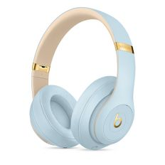 Beats by Dr. Dre Beats Studio3 Wireless Headphones - The Beats Skyline Collection - Crystal Blue
