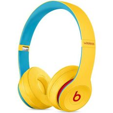Beats Solo3 Wireless Headphones – Beats Club Collection – Club Yellow