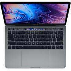 "Apple MacBook 13"" Touch bar Space Grey 512GB"