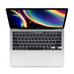 Apple 13 inch MacBook Pro Touch 2.0GHz QC i5 512GB - Silver 2020